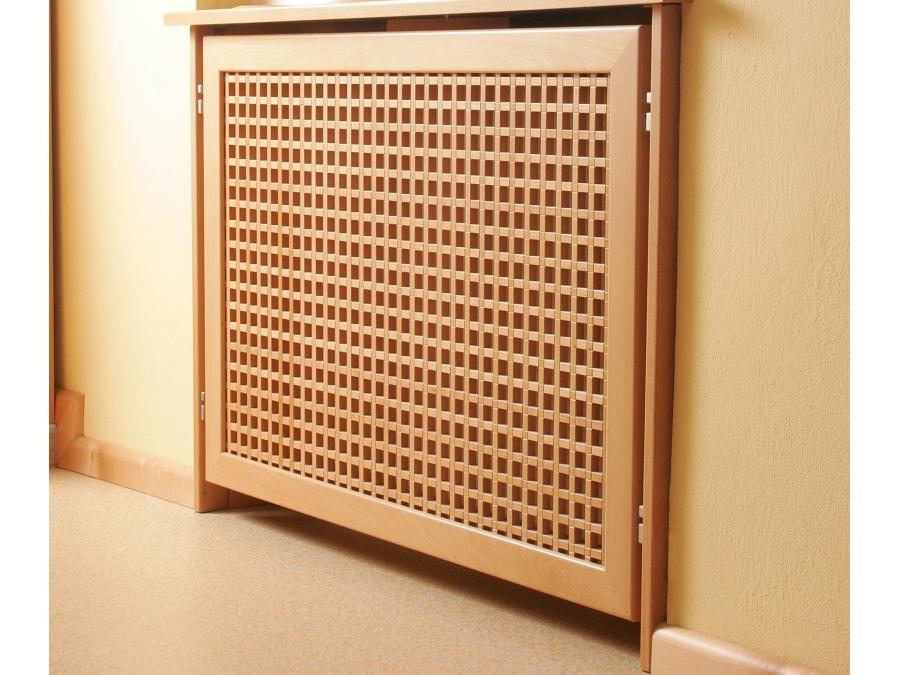 heizk rperverbau mit einh ngeelement. Black Bedroom Furniture Sets. Home Design Ideas